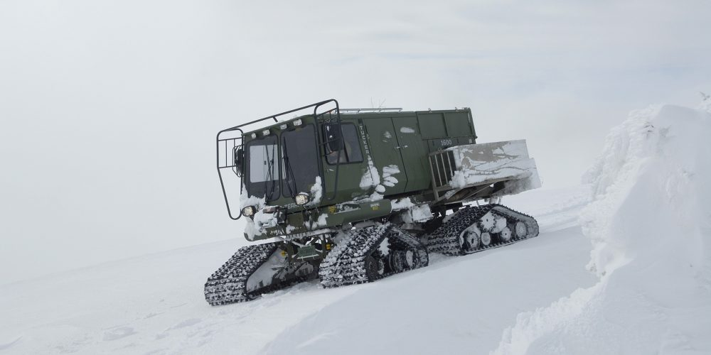 Expeditions-Vehicle